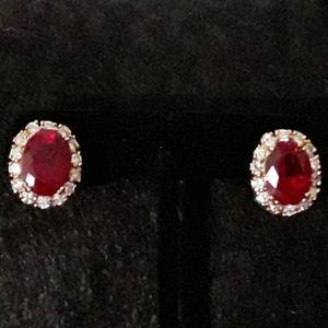 Camrose & Kross Jacqueline Kennedy earrings
